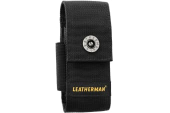 Leatherman Sheath Nylon Black Large 4 Pocket