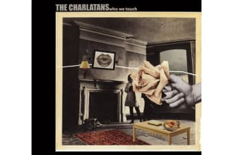 The Charlatans – Who We Touch BRAND NEW SEALED MUSIC ALBUM CD - AU STOCK