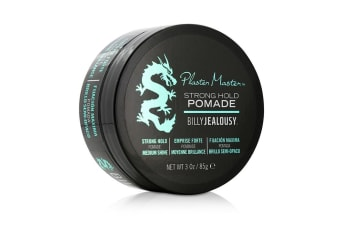 Billy Jealousy Plaster Master Strong Hold Pomade (Medium Shine) 85g