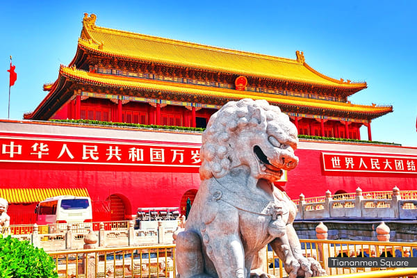 CHINA: 8 Day China Discovery Including Flights for Two