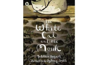 The White Cat and the Monk - A Retelling of the Poem 'Pangur Ban'