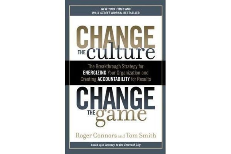 Change The Culture, Change The