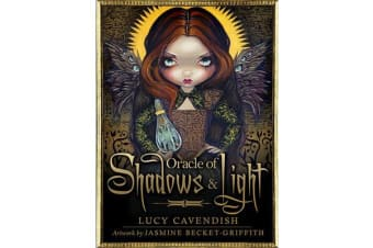 Oracle of Shadows and Light - 45-Card Deck and Guidebook