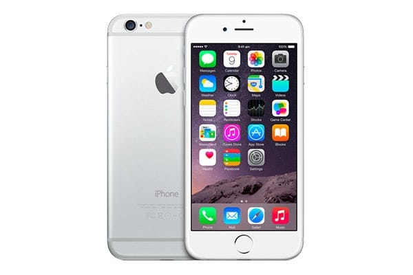 Apple iPhone 6 (16GB, Silver)