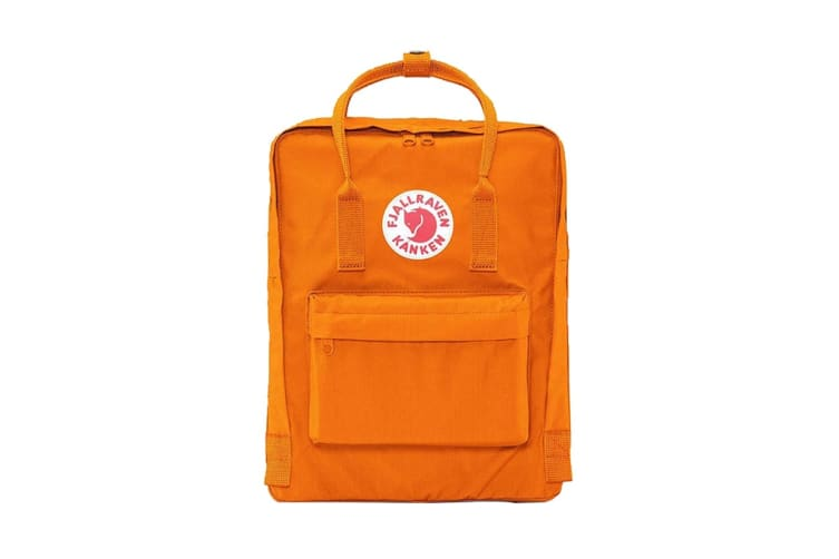 Fjallraven Kanken (Burnt Orange)