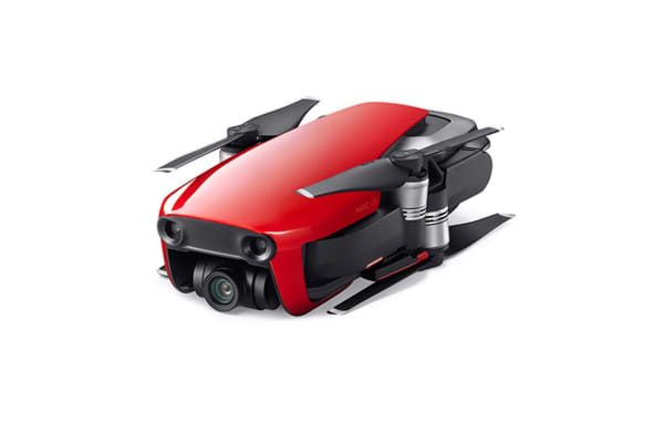 DJI Mavic Air Drone Fly More Combo - Flame Red