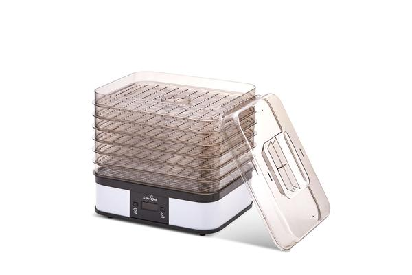 5 Star Chef Food Dehydrator with 7 Trays (White)