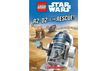 R2-D2 to the Rescue! (Lego Star Wars - Chapter Book)