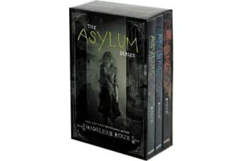 Asylum 3-Book Box Set - Asylum, Sanctum, Catacomb