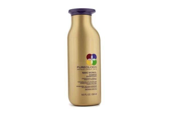 Pureology Nano Works Shampoo (For Aging Colour-Treated Hair) (250ml/8.5oz)