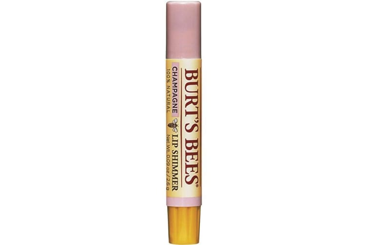 Burts Bees Lip Shimmer Champagne 2.76g