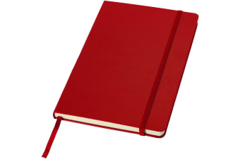 JournalBooks Classic Office Notebook (Red)