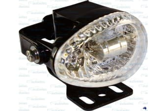 COMPACT DRIVING WORK LIGHT LAMP UNIVERSAL KIT 12V 12 VOLT HALOGEN 55W WATT LOOSE