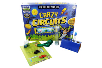 Grafix Weird Science Crazy Circuit Kit
