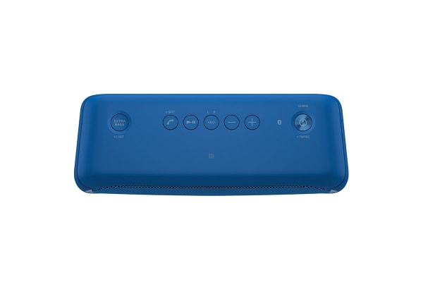 Sony Stepup Extra Bass Wireless Speaker - Blue (SRSXB30L)