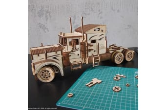 Ugears Mechanical Heavy Boy Truck VM-03 Model Kit