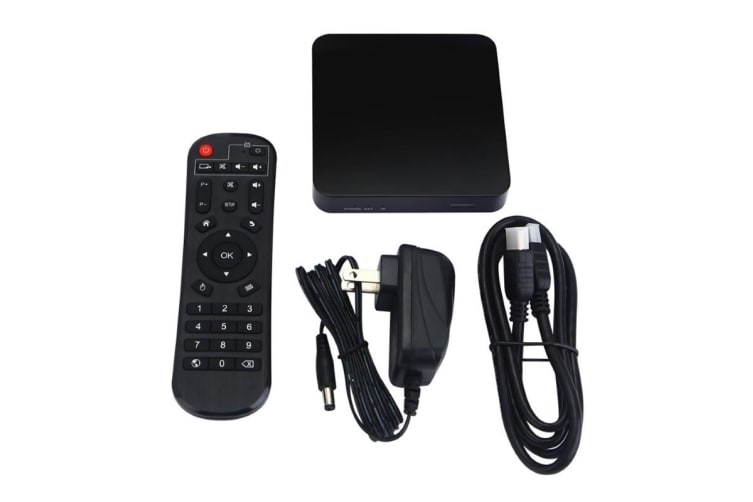 X1 Ultra B1TV TV Box (Live Streaming China HK Taiwan) - Black