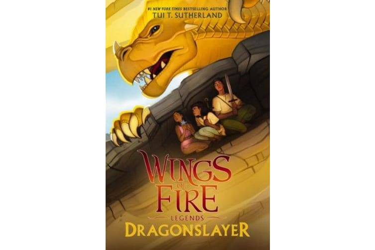 Wings of Fire Legends - Dragonslayer