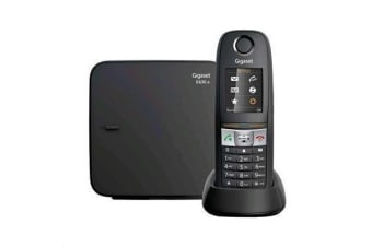 Siemens Gigaset E630A Cordless Phone with Answering Machine