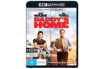 Daddy's Home (4K UHD/Blu-ray)
