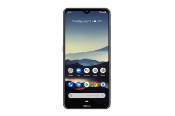 Nokia 7.2 (128GB, Charcoal)
