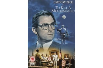 To Kill a Mockingbird DVD Region 4