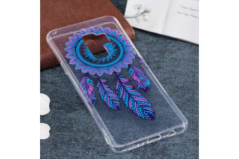 For Samsung Galaxy S9 PLUS Back Case Feathered Dream Catcher Protective Cover