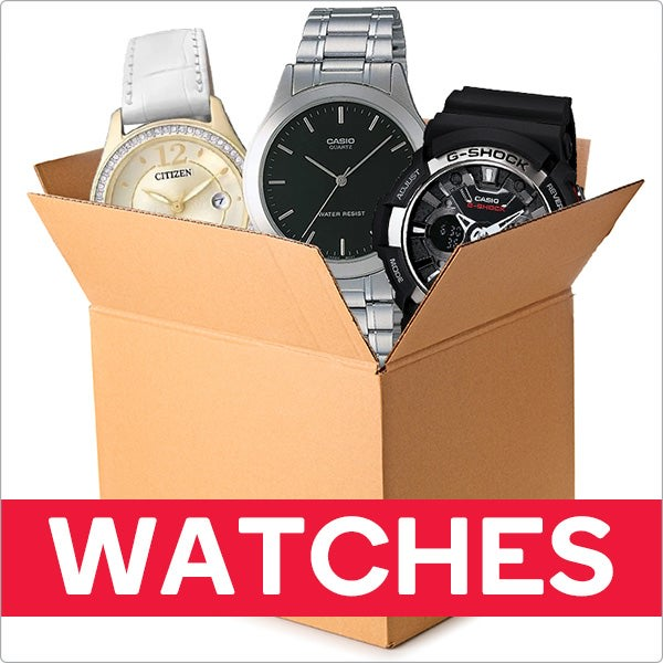 Get Free Shipping When You Spend $80 or More on Selected Watches*