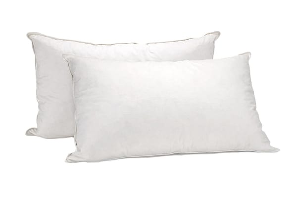 Goose 500GSM Quilt with Goose Pillow Twin Pack (Double)