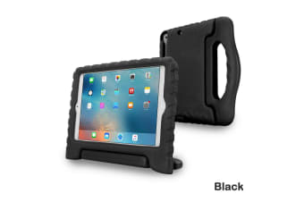 Kids Heavy Duty Shock Proof Case Cover for iPad 6th 9.7'' Inch 2018-Black