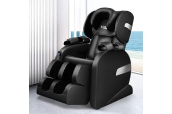 Livemor Electric Massage Chair Full Body Shiatsu Zero Gravity