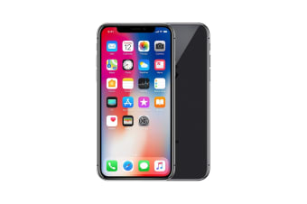 Apple iPhone X 64GB Space Grey (Good Grade)