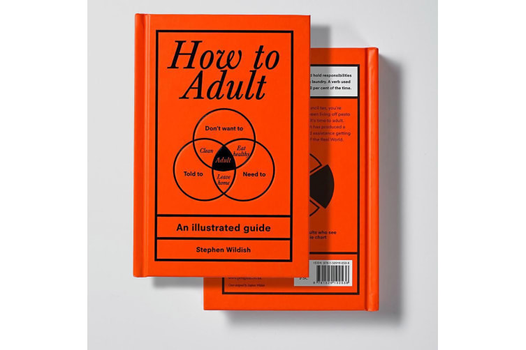 How To Adult Guide Book