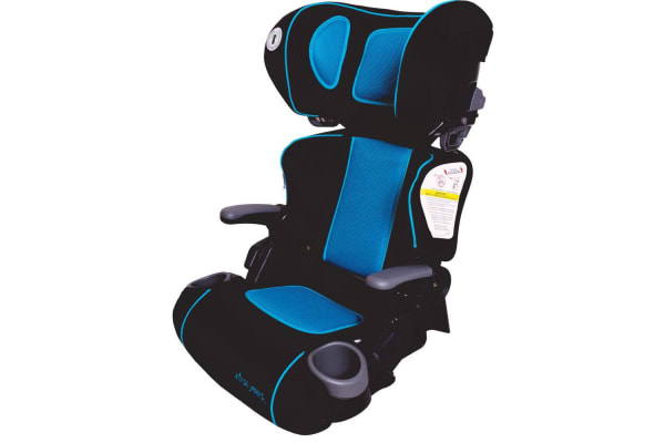 The First Years Ultra Plus Folding Booster Seat in Racing Blue