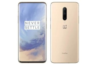 New OnePlus 7 Pro Dual Sim 256GB 8GB RAM 4G LTE Smartphone Gold (FREE DELIVERY + 1 YEAR AU WARRANTY)