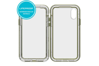 Lifeproof Next Case/Rugged Cover Drop/Dirt Proof for iPhone X/Xs Zipline/Clear
