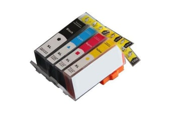 564XL Compatible Inkjet Set 4 Cartridges