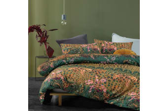 Robiena Forest Quilt Cover Set by Big Sleep