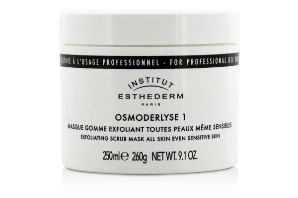 Esthederm Osmoderlyse 1 Exoliating Scrub Mask - Salon Product (260g/9.1oz)