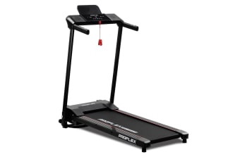 PROFLEX Treadmill Bluetooth Running Machine Small Compact Foldable Home Electric