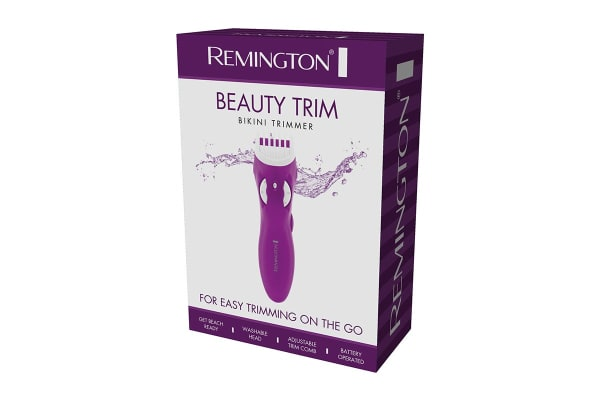 Remington Beauty Trim Bikini Trimmer - Purple (BKT1004PAU)