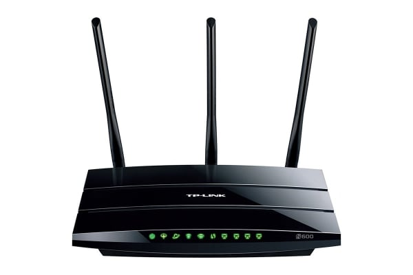 TP-LINK Wireless-N N600 Wireless Dual Band Gigabit ADSL2+ Modem Router (TD-W8980)