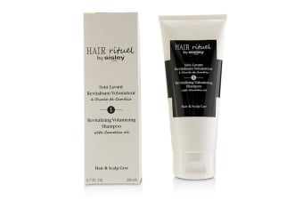Hair Rituel by Sisley Revitalizing Volumizing Shampoo with Camellia Oil 200ml