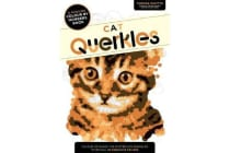 Cat Querkles - A puzzling colour-by-numbers book