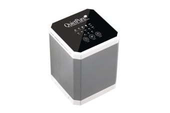 Quiet Pure Desk Top Air Purifier