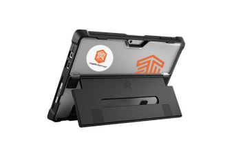 STM Dux Shell for Microsoft Surface Pro 7 /6 /5 / 4  New Model with Pen Holder
