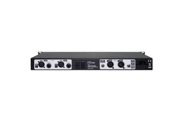 2ch Class D Pa Amplifier High current switching power allowing high power output with low noise and low distortion