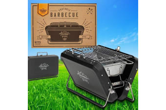 Portable Travel Camping BBQ | By Gentlemen`s Hardware