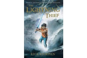 Percy Jackson and the Olympians the Lightning Thief - The Graphic Novel