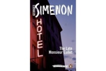 The Late Monsieur Gallet - Inspector Maigret #2